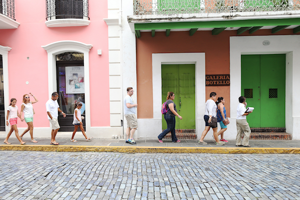 Discover the nature and history of Old San Juan